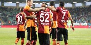 Galatasaray'ın ilk 11'i netleşti