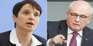 Alman vekilden skandal çıkış: Minareler anayasaya aykırı
