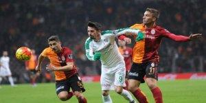 Galatasaray'ın yüzü yine gülmedi
