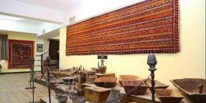'Halı Müzesi'nde halının binlerce yıllık öyküsü