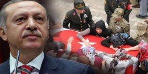 Erdoğan, şehidin ailesine ev yaptıracak