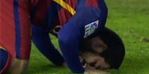 Müslüman futbolculara ibadet engeli