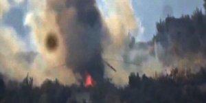Rusya'da helikopter düştü: ölüler var!