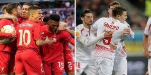 UEFA Avrupa Ligi'nde finalin adı kondu