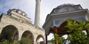 Sırpların yıkıp, TİKA'nın yaptırdığı cami açılıyor