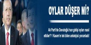 Adil Gür yorumladı: Davutoğlu'nun gidişi oy oranını nasıl etkiler?