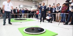 'Yıldırım Robot Yarışması'