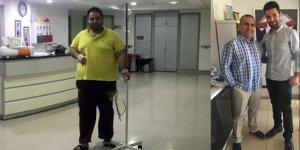 Tam 80 kilo verdi, görenler tanıyamadı!