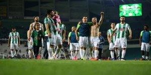 Torku Konyaspor'dan tarihi galibiyet! Garantiledi