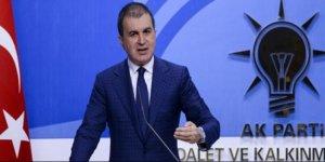 AK Parti Sözcüsü Çelik'ten Davutoğlu açıklaması