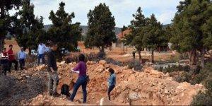 Kaçak kazıda Bizans yerleşim yeri bulundu!