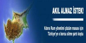 Rum Kesiminden Türkiye'ye akıl almaz şart!