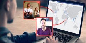 Facebook'tan bir bomba özellik daha: Canlı harita