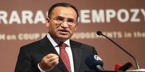 Bozdağ'dan MHP açıklaması: İftiradır