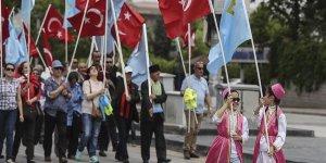 72 yıl önce sürgün edilen Kırım Tatarları anıldı