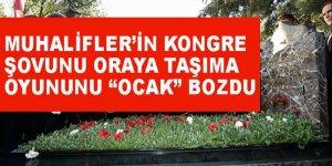 Muhaliflerin 'Türkeş oyununu' Ocak bozdu!