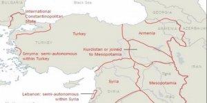 New York Times'tan Skandal Türkiye Haritası