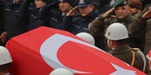 Nusaybin'den acı haber! 1 asker şehit oldu