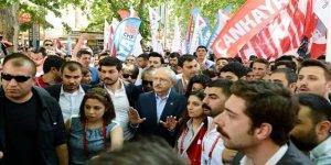 CHP'den 'terör marşı' skandalı!