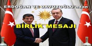 Erdoğan ve Davutoğlu Prof. Dr. Aziz Sancar'ın, Nobel Ödülü takdim töreni'nde