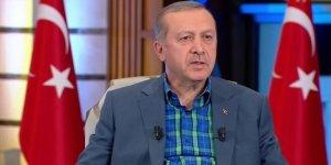 """Erdoğan Dokunulmazlıklarla ilgili : """"Açın yargının önünü"""""""
