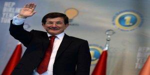 Davutoğlu, Başbakan olarak son kez partililere sesleniyor.