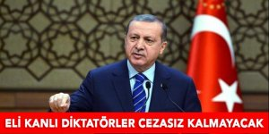 Eli kanlı diktatörler cezasız kalmayacak