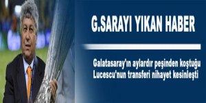 Resmen açıklandı! Lucescu, Zenit'te