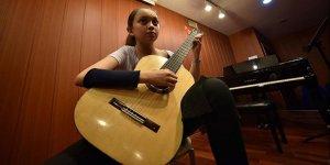 Klasik gitarın 12 yaşındaki 'yıldızı'