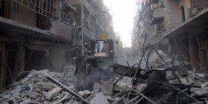 İşgalci Rus güçleri Halep'te yine sivilleri vurdu: 25 ölü, 60 yaralı