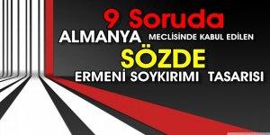 """9 Soruda SÖZDE """"Ermeni Soykırımı tasarısı"""""""