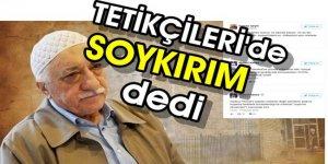 """Gülen'in tetikçileride """"Türkler soykırım yaptı"""" dedi"""