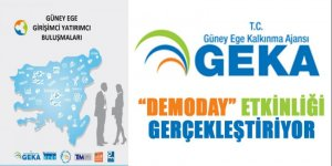 GEKA, Güney Ege'li girişimci ve yatırımcıları Denizli'de buluşturuyor!