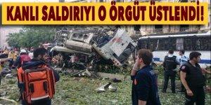 İstanbul'daki hain saldırıyı o örgüt üstlendi!