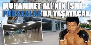 Muhammed Ali ismi Pursaklar'da yaşayacak