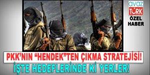 PKK'nın 'HENDEK'ten çıkma stratejisi