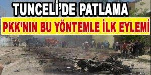 PKK ilk defa bu yöntemle eylem gerçekleştiriyor!