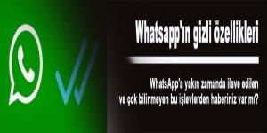 Whatsapp'ın gizli özellikleri