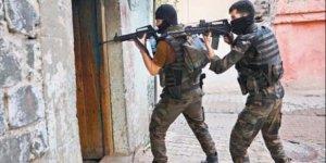PKK'lı teröristlerin kıstırıldığı yer!