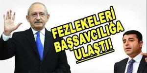 Kılıçdaroğlu ve Demirtaş'ın fezlekeleri savcıda