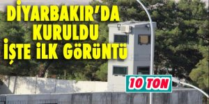 Diyarbakır'a kuruldu: İşte ilk görüntü!