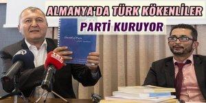 Almanya'da Türk kökenliler parti kuruyor
