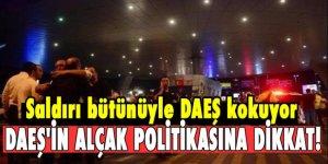 DAEŞ'ın alçak politikasına dikkat!