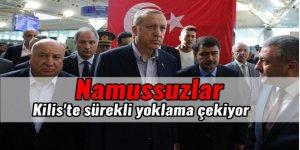 Erdoğan: Namussuzlar Kilis'te sürekli yoklama çekiyor