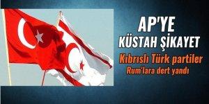 Kıbrıslı Türk partilerden AP'ye küstah şikayet