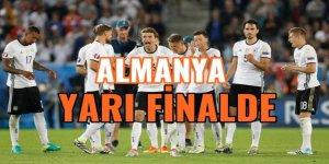 İtalya'yı penaltı atışları sonucu yenen Almanya, yarı finale yükseldi
