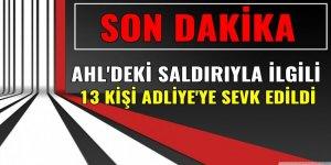 Atatürk Havalimanı'ndaki terör saldırısında 13 kişi adliyede