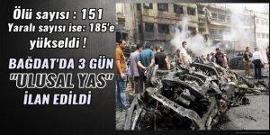 Bağdat'taki saldırıda ölü sayısı arttı!