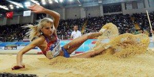 IAAF'dan Rus atlet Klishina'ya sürpriz Rio izni