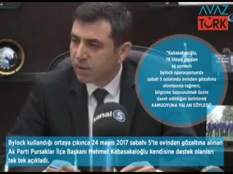 AK Parti Bylokçu İlçe Başkanıyla yollarını ayırdı!
